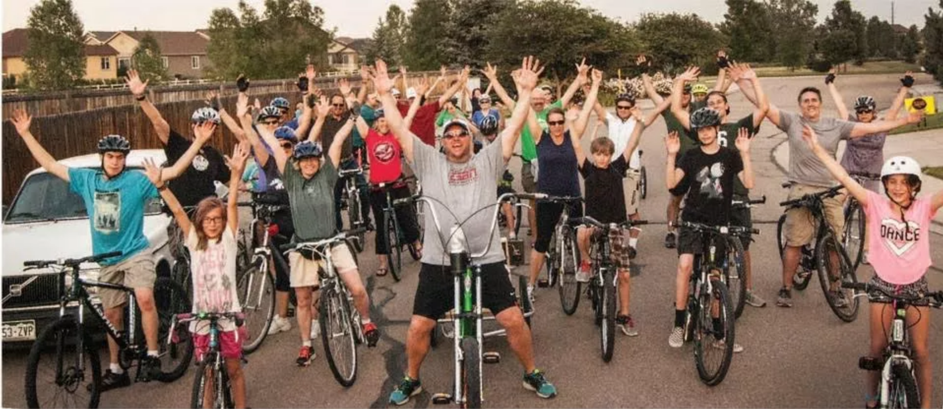 East Side Bike Night Longmont | The Wise Team